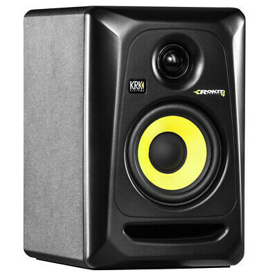 KRK ROKIT RP4G3 Powered Studio Monitor Speaker