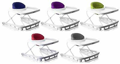 Joovy Spoon Folding Adjustable Height Kids Infant Baby Walker 5 COLOR CHOICE NEW