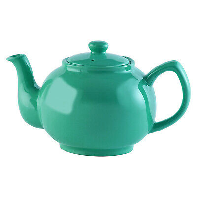 Price And Kensington Brights Teapot Jade Green 6 Cup Tea Coffee Serveware New