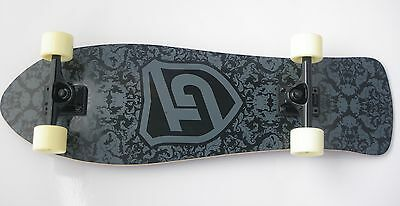 """Cruiser Complete - 31""""x9.75"""" - 7 ply Maple - Abec 5 - 6.0"""" Truck- Don - Grey"""