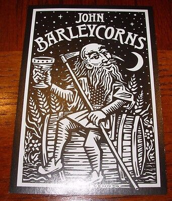MCMENAMINS BREWERY promo RINGLERS STICKER decal craft beer brewing