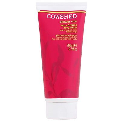 Cowshed Body Lotions & Creams Slender Cow Extra Firming Butter 200ml for her