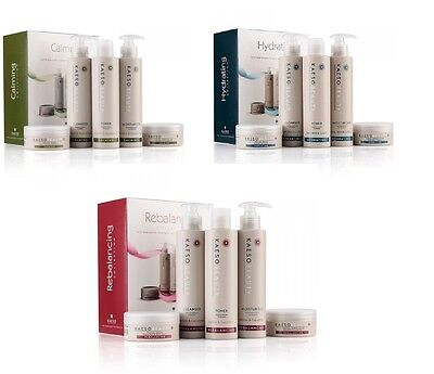 Kaeso Calming, Hydrating & Rebalancing Facial Treatment Set Kits