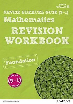 REVISE Edexcel GCSE (9-1) Mathematics Foundation Revision - 1447987926