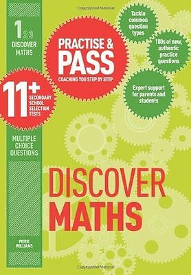 Practise & Pass 11+ Level One: Discover Maths - 1844552586