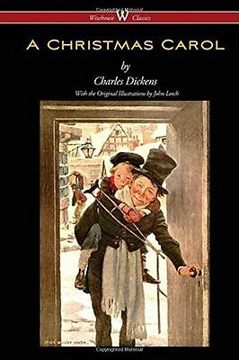 A Christmas Carol (Wisehouse Classics - with original - 9176370518