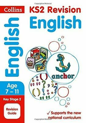 KS2 English Revision Guide (Collins KS2 SATs Revision and Practice - 0008112754