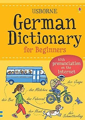 German Dictionary for Beginners (Language for Beginners - 1474903630