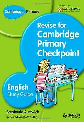 Cambridge Primary Revise for Primary Checkpoint English Study - 1444178288