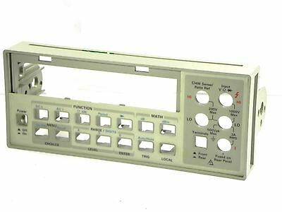 Agilent HP Keysight 34401-40201 PANEL, FRONT BEZEL