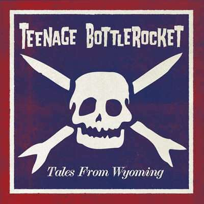 Teenage Bottlerocket - Tales From Wyoming (colored Vi NEW LP