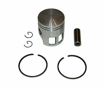 Yamaha DT50MX piston kit B/B 1.50mm o/s (1981-1992) + DT/RD/TY50, 44.50mm bore