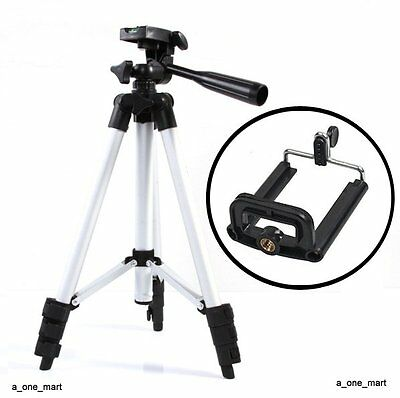 Universal DIGITAL/VIDEO Camera Camcorder Tripod Stand Holder for Canon Nikon