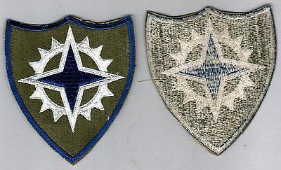 DEALER LOT OF 20 PATCHES - 16th CORPS FULL COLOR ORIGINAL WW2 ERA PATCH