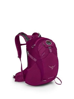 Osprey Skimmer 22L Womens Hydration Backpack with 2.5L Bladder - S/M - Plume Pur