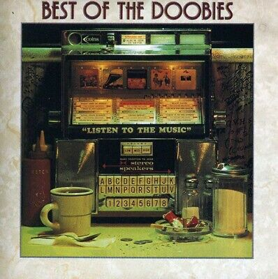 The Doobie Brothers - The Best Of The Doobies [New CD] Repackaged