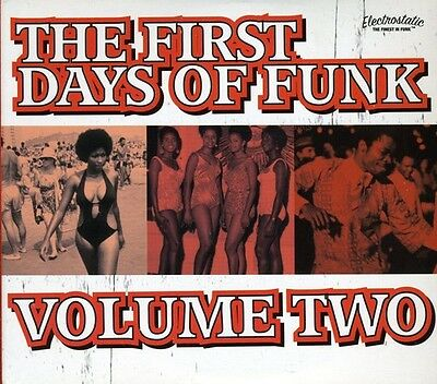 Various Artists - Vol. 2-First Days of Funk [New CD] Australia - Import