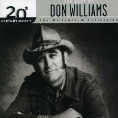 Don Williams - 20th Century Masters: Millennium Collection [New CD] Jewel Case P