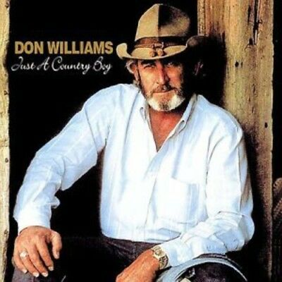 Don Williams - Just A Country Boy [CD New]