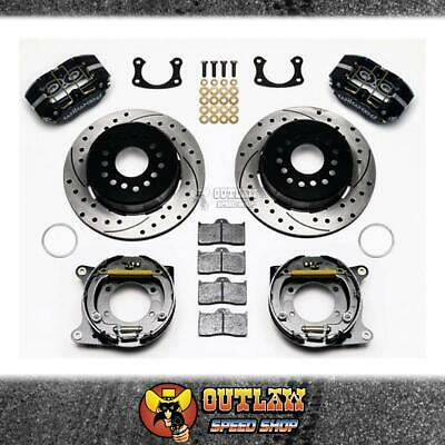 Wilwood Dust Boot Rear Park Brake Kit Suit Ford Big Bearing - Wil14013207D
