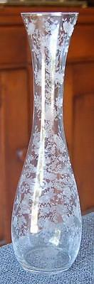 "Lovely Cambridge ""chantilly"" Bud Vase - 1 Available"