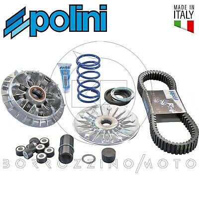 Polini 241.701.1 Kit Variatore Hi-Speed Evolution Cinghia Yamaha T-Max 530 2015
