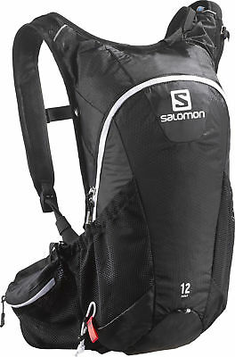 Salomon Agile 12 Set Hydration Backpack - Black