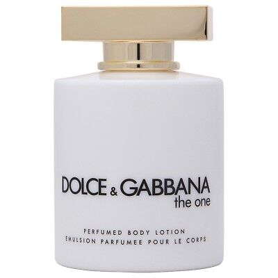 New Dolce & Gabbana The One Perfumed Body Lotion 200ml