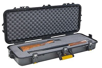 (108421) AWD All Weather Foam Padded Hard Air Rifle/Shotgun Carry Case by Plano