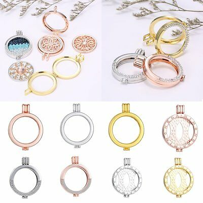 Diy jewelry my coin 35mm pendant holder crystal locket pendant fit diy jewelry my coin 35mm pendant holder crystal locket pendant fit necklace aloadofball Images