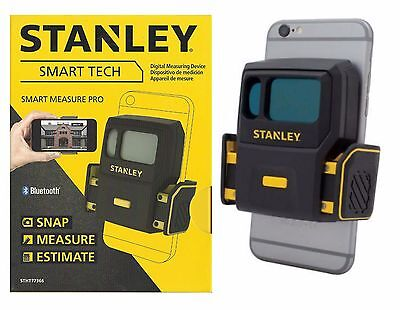 STANLEY SmartTech Measure PRO Bluetooth Digital Measuring Device Tool STH77366