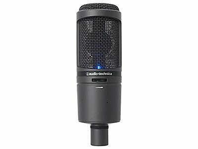 OFFICIAL audio-technica USB microphone AT2020USBi free EMS Speedpost