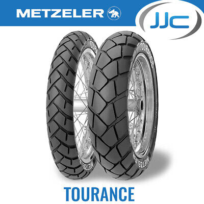 Metzeler Tourance Motorcycle/Bike Tyre - Pair - 110/80/19 & 150/70/17