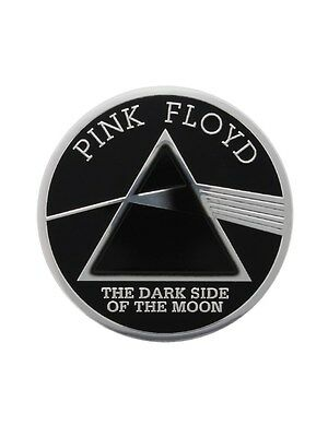 Pink Floyd Dark Side of the Moon Heavy Duty Metal Sticker 8x8cm