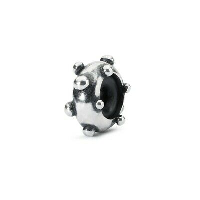TROLLBEADS Stop in Argento Punto e a Capo TAGBE-10163