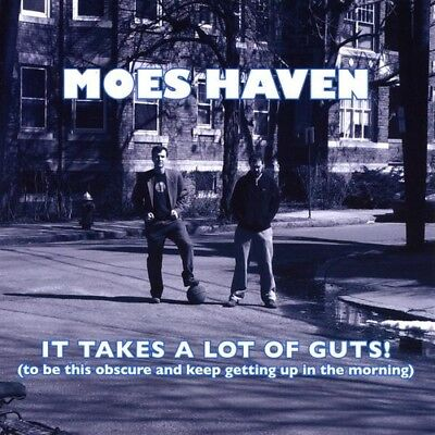 Moes Haven - It Takes A Lot Of Guts! [Cd New]