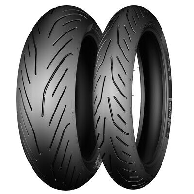 Michelin Pilot Power 3 Motorcycle/Bike Tyre - 120/70/17 and 190/55/17 Pair