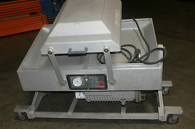 Koch Ultravac Vacuum Packaging Machine 2100-C LARGE