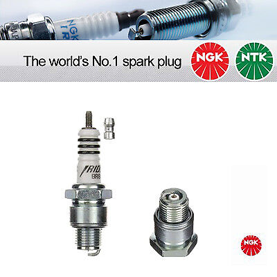 NGK BR8HIX / 7001 Iridium IX Spark Plug Replaces IWF24