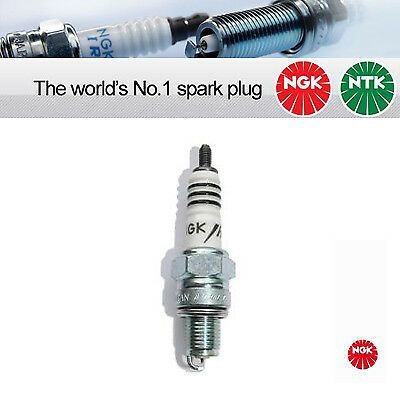 NGK CR7HIX / 7544 Iridium IX Spark Plug Replaces IU22