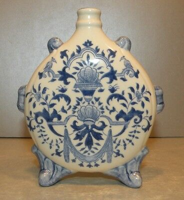 E - Vintage Small Flask (reproduction of an ancient model) no. 3, Gien, France