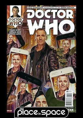 Doctor Who: Ongoing Adventures Of The Ninth Doctor #1B (Wk15)