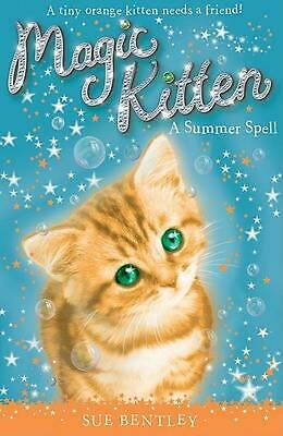 A Summer Spell by Sue Bentley (English) Paperback Book Free Shipping!