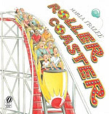 Roller Coaster by Marla Frazee (English) Paperback Book Free Shipping!