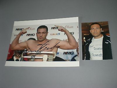 Kubrat Pulev Boxer signed signiert autograph Autogramm auf 20x28 Foto in person