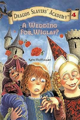 A Wedding for Wiglaf? by Kate McMullan (English) Paperback Book Free Shipping!