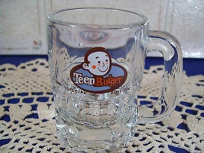 COLLECTABLE A & W Special Edition Teen Sm MUG -Canadian