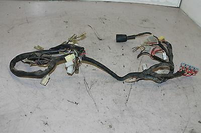07 yamaha v star 650 main engine wiring harness motor wire loom 1980 yamaha xs650 main engine wiring harness motor wire loom updated fuse box