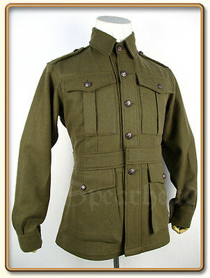 WW2 Australian Imperial Force (AIF) Service Tunic S