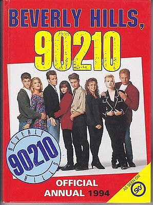 Beverly Hills 90210 Annual 1994 World International Distributors